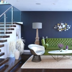 Blue Living Room Walls Area Rugs 8x10 15 Wall Color Designs Decor Ideas Design Trends Dark Idea