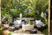 Moroccan Patio Design Decorating Ideas