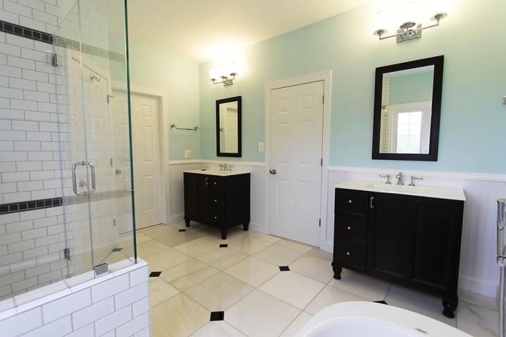 20 Master Bathroom Remodeling Designs Decorating Ideas  Design Trends  Premium PSD Vector