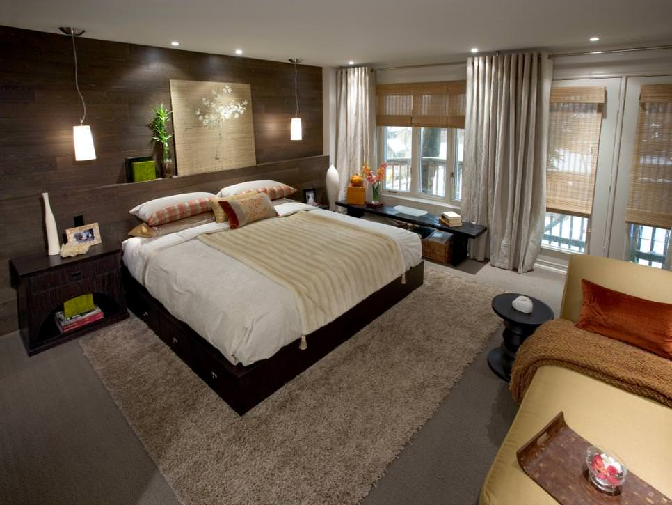 29+ Elegant Master Bedroom Designs, Decorating Ideas