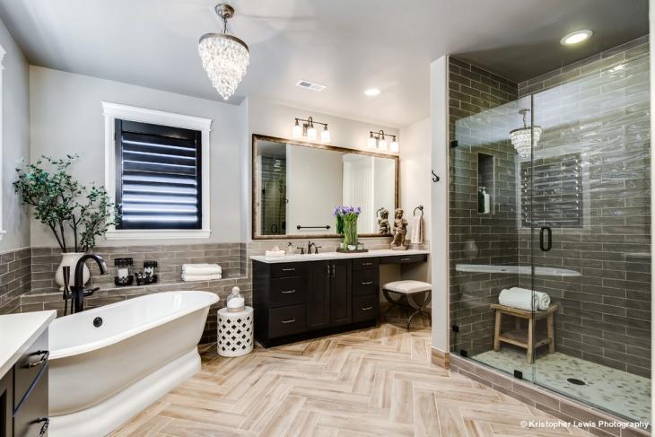 20+ Shabby Chic Bathroom Designs, Decorating Ideas