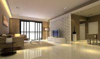 30+ Living Room Wall Designs