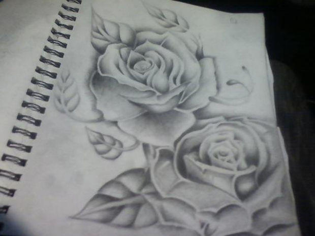 25 Rose Drawings Art Ideas Design Trends Premium
