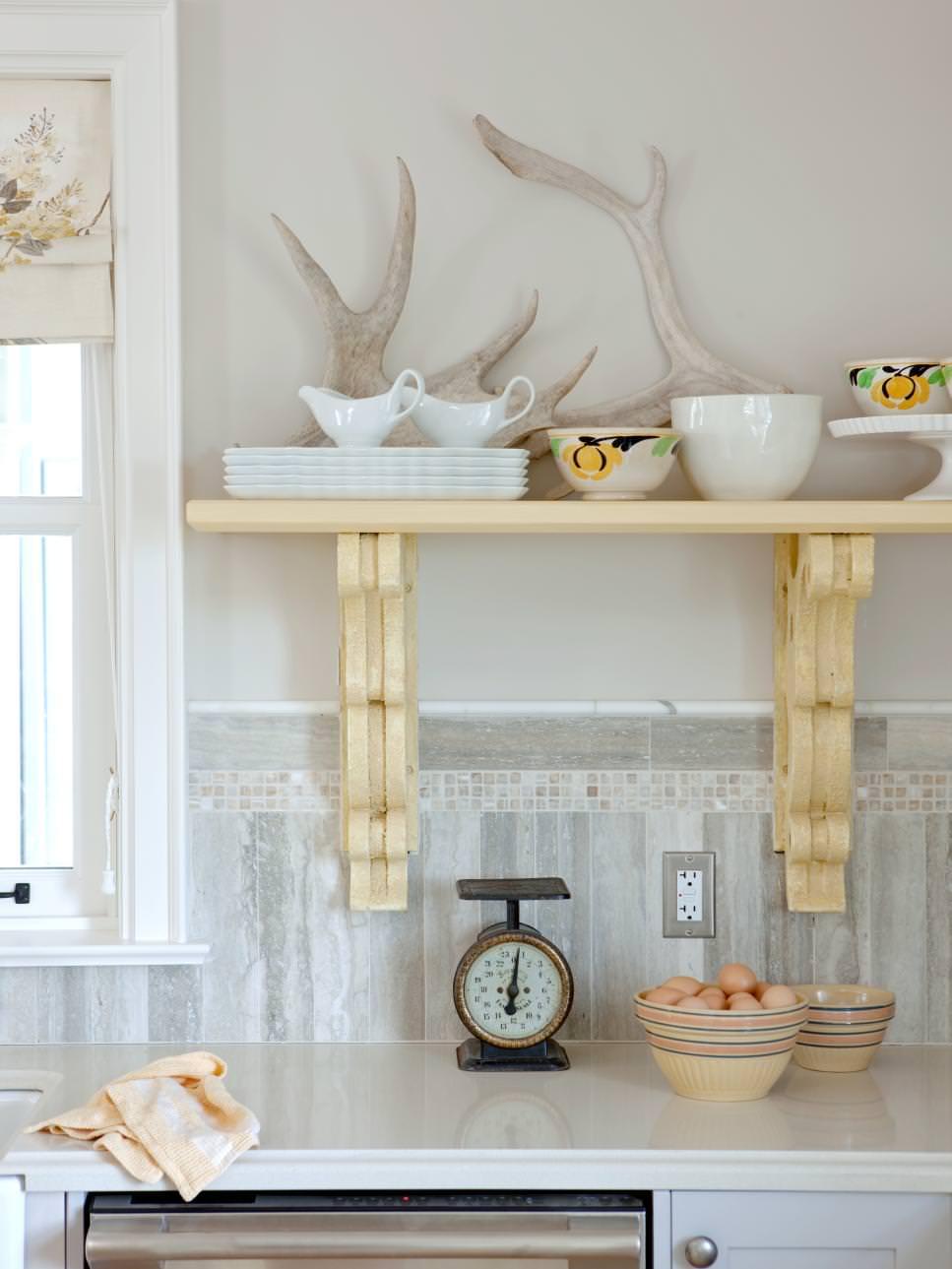 19 Rustic Wall Shelves Living Room Designs Designtrends