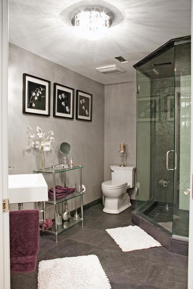 24 Basement Bathroom Designs Decorating Ideas  Design Trends  Premium PSD Vector Downloads