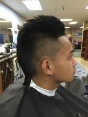shadow fade haircut hairstyles