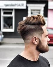 long fade haircut design