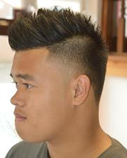 temple fade haircut design