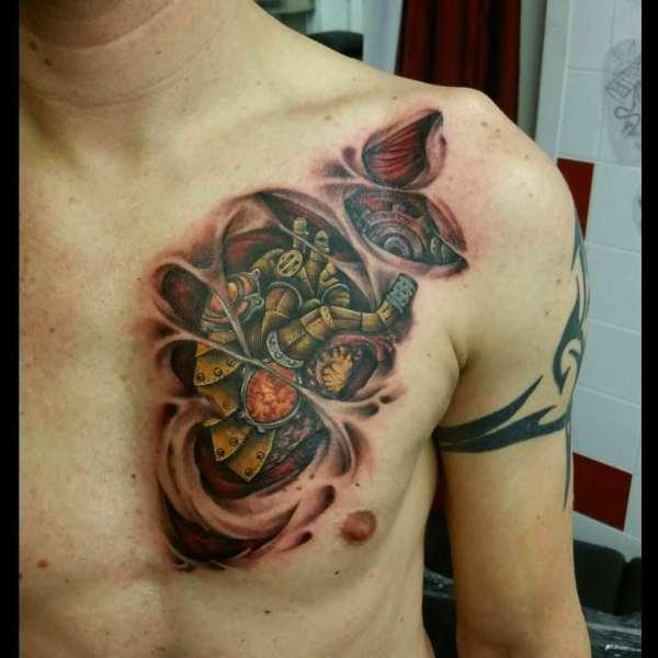 Steampunk Tattoo Design Ideas Trends