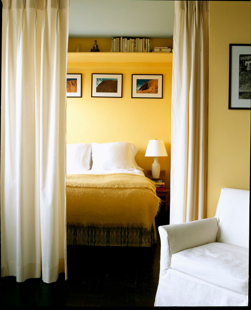 Bronx Blue Bedroom Project: Ideas For Home Interior Decor