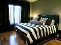 25+ Black Bedroom Designs, Decorating Ideas | Design ...