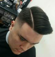skin faded haircut design