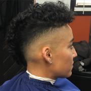 haircut fades and design fade