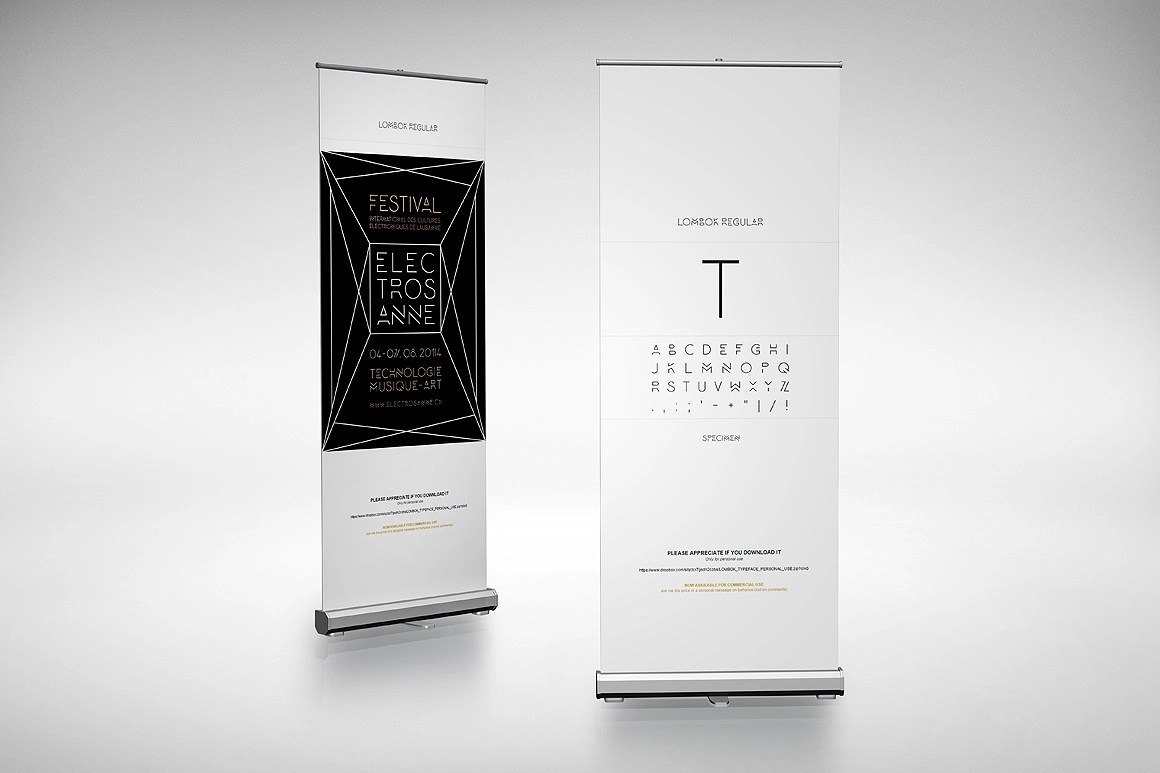 24 roll up banner