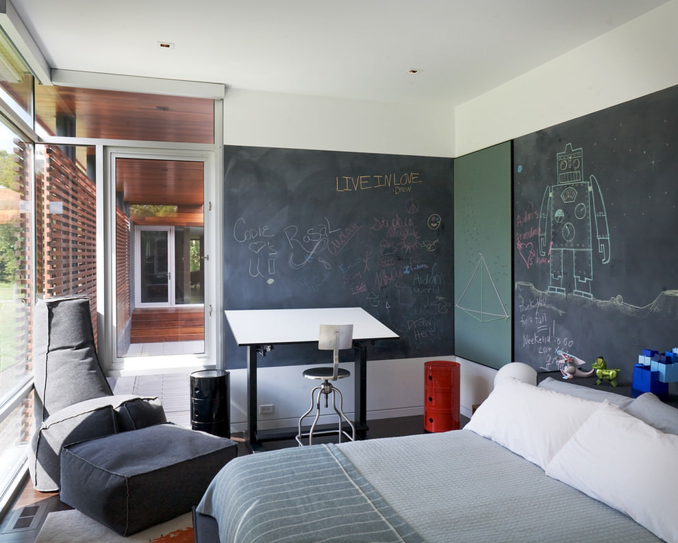 24 Chalkboard Wall Designs Decor Ideas Design Trends