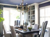 23+ Transitional Dining Room Designs, Decorating Ideas ...