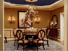 24+ Elegant Dining Room Designs, Decorating Ideas   Design ...