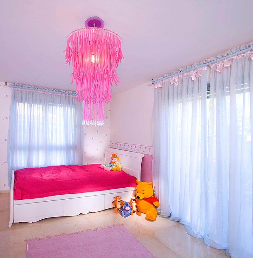 Girls Bedroom Chandelier