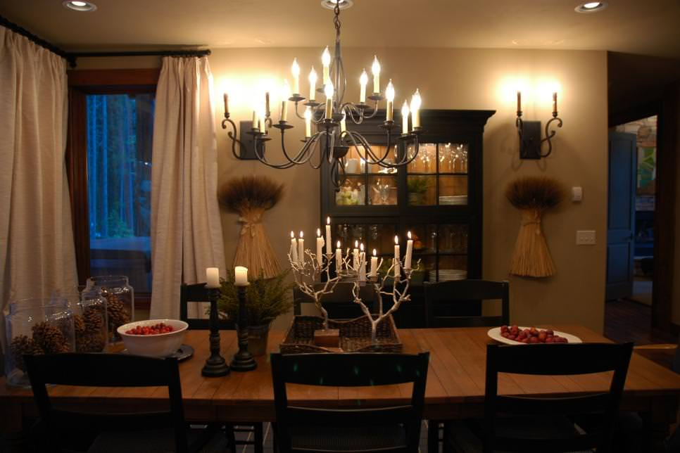 21 Rustic Chandelier Designs Decorating Ideas Design