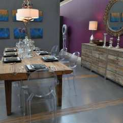 Contemporary White Living Room Furniture Images Of Wallpaper 25+ Grey Dining Designs, Decorating Ideas | Design ...