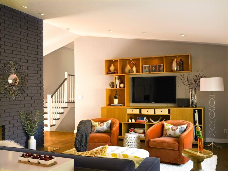 25 Brick Wall Designs Decor Ideas For Living Room  Design Trends  Premium PSD Vector Downloads