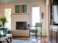 25+ Brick Wall Designs, Decor Ideas For Living Room ...