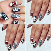 disney nail art design ideas