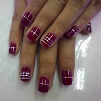28+ Line Nail Art Designs, Ideas   Design Trends - Premium ...