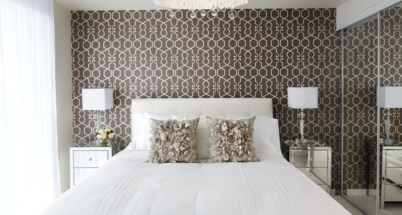 22 Geometric Wallpaper Designs Decor Ideas Design Trends Premium Psd Vector Downloads