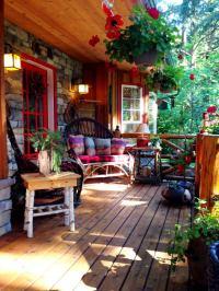 33+ Best Rustic Porch Designs | Home Designs | Design ...