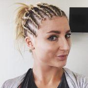 cornrow hairstyle ideas design