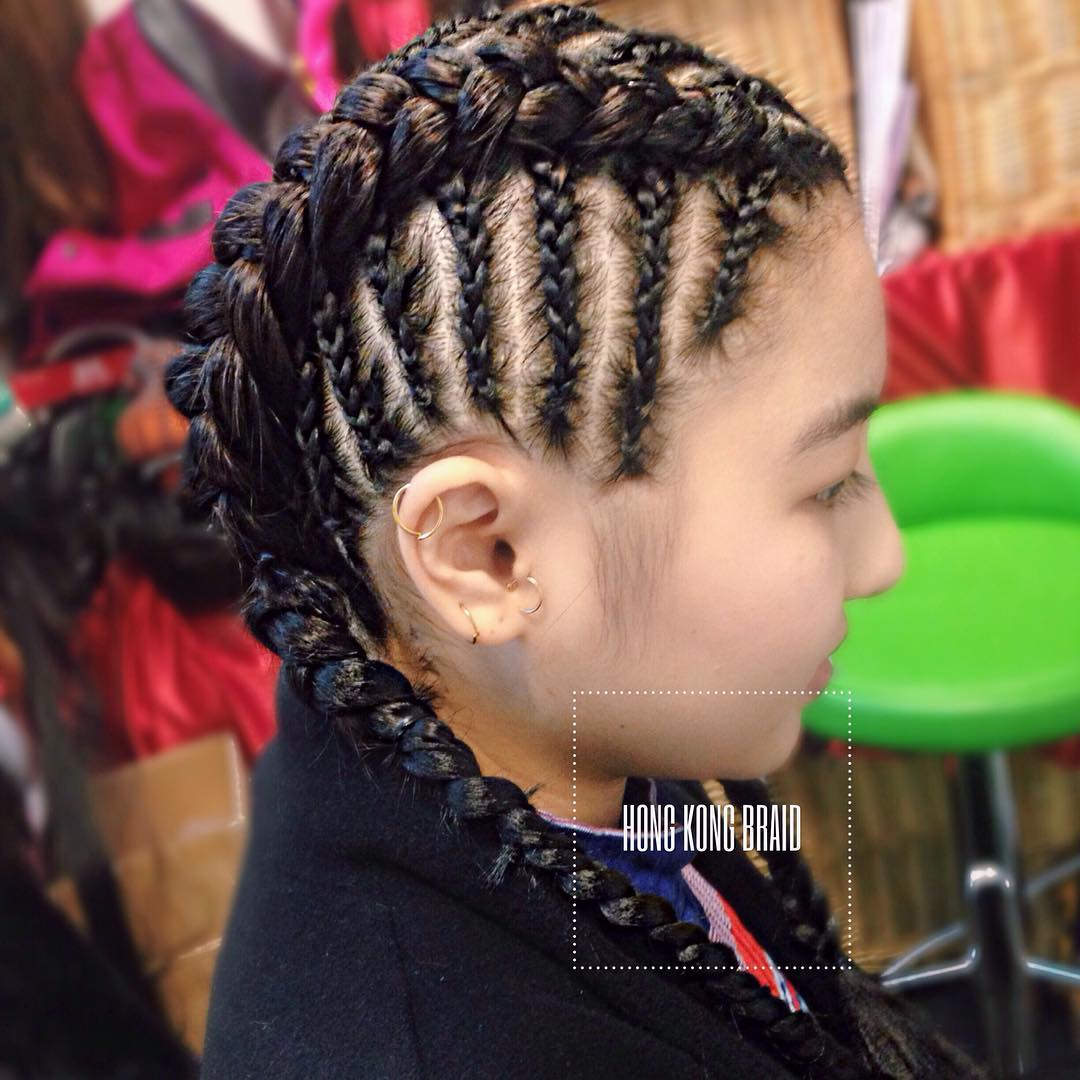30 Cornrow Hairstyle Ideas Designs Design Trends Premium PSD