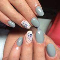 29+ Oval Nail Art Designs, Ideas   Design Trends - Premium ...