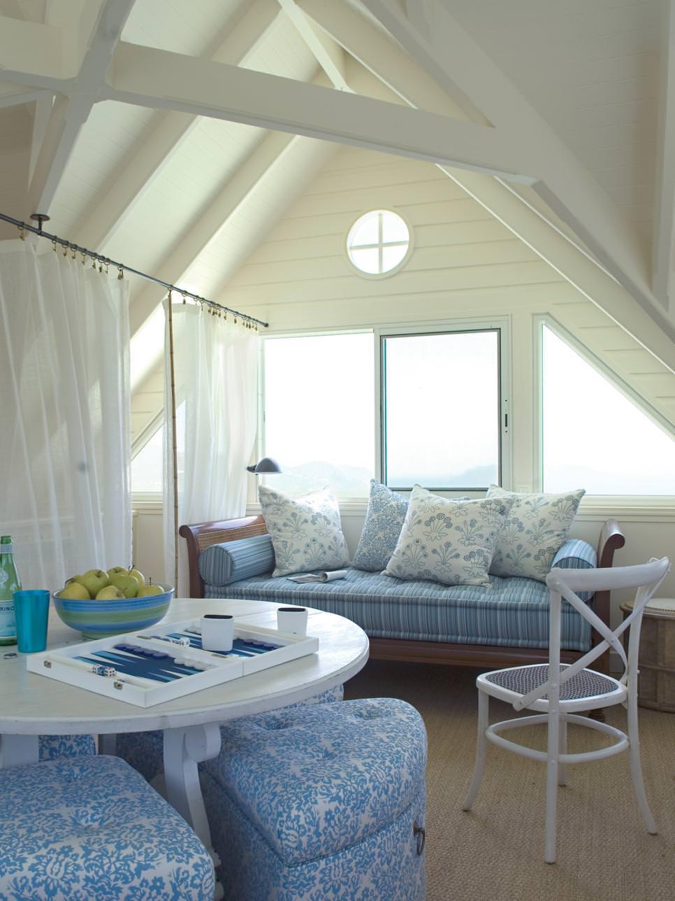 23 Decorated Attic Home Designs Decorating Ideas  Design Trends  Premium PSD Vector Downloads