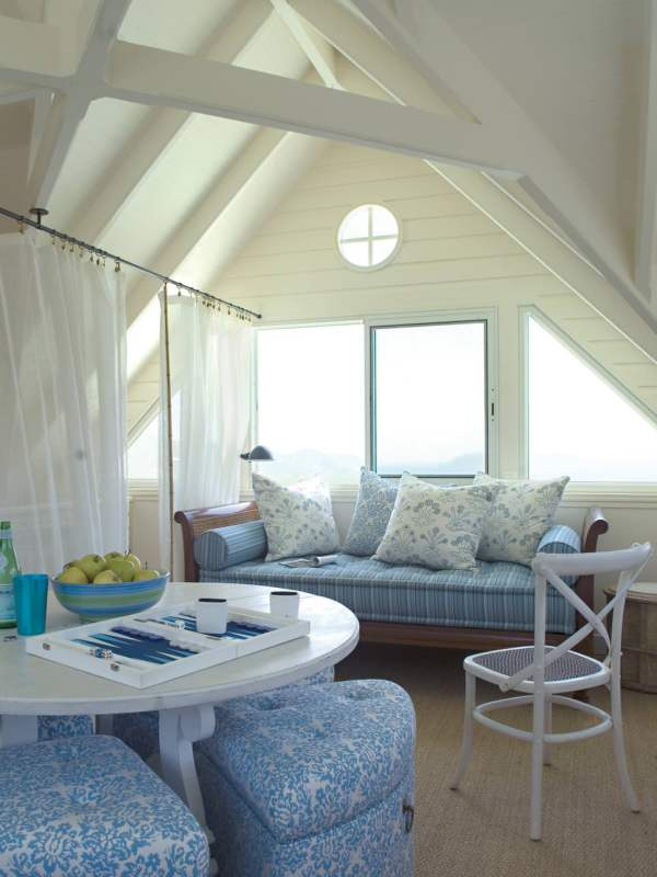 Decorated Attic Home Design Decorating Ideas