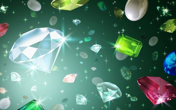 Diamond Backgrounds Wallpapers