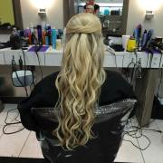 30 - wedding hair