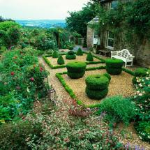 Formal English Garden Design