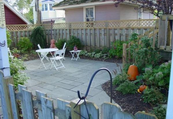 back yard patio design idea 20+ Backyard Patio Designs, Decorating Ideas   Design Trends - Premium PSD, Vector Downloads