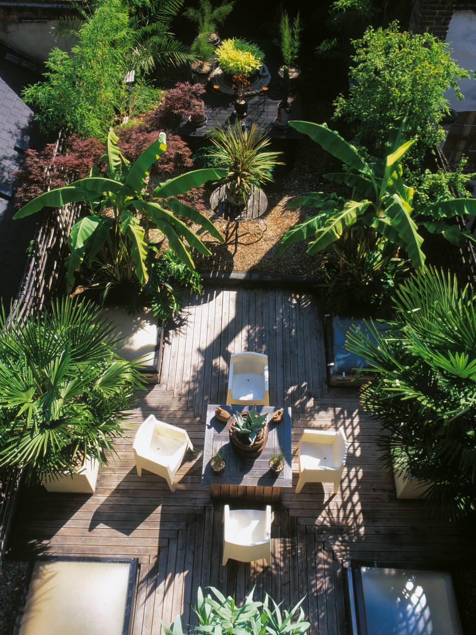 24 Tropical Garden Designs Decorating Ideas  Design