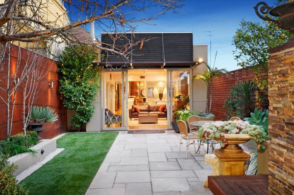 small backyard patio design ideas 20+ Small Patio Designs, Ideas | Design Trends - Premium PSD, Vector Downloads