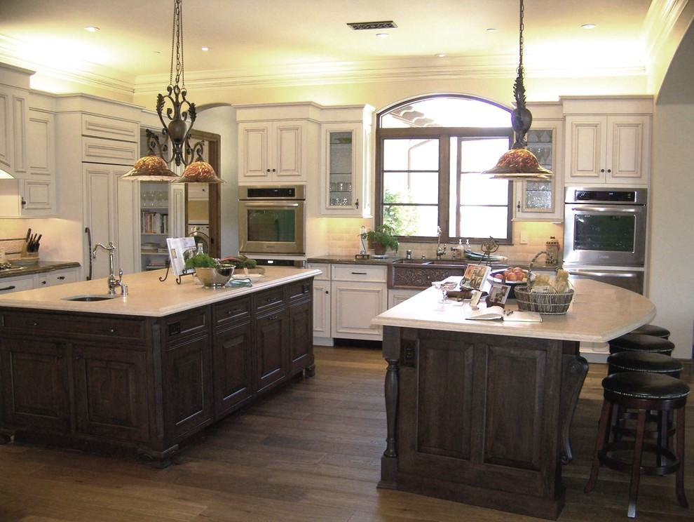 different kinds of kitchen countertops island storage 24+ designs, decorating ideas | design ...