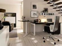 Minimalist Office Design Decorating Ideas