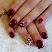 24+ Fall Nail Art Designs, Idea | Design Trends - Premium ...
