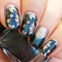 24+ Fall Nail Art Designs, Idea