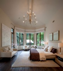 Bay Window Bedroom Design Ideas