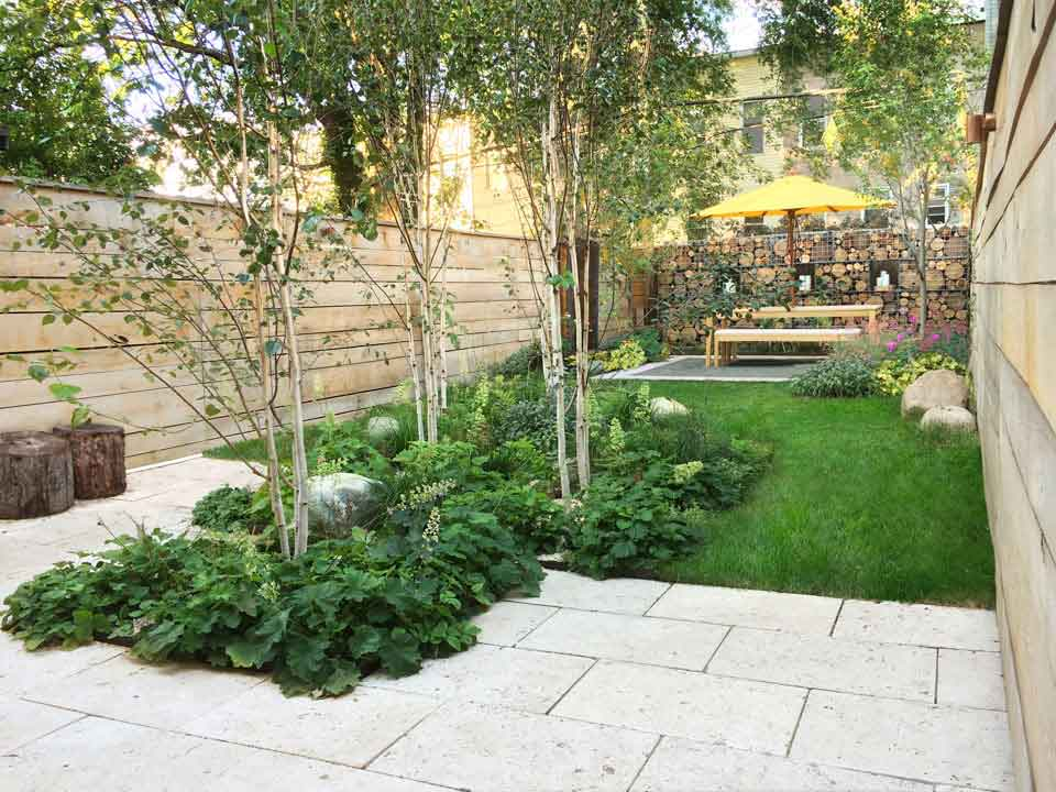 24 Townhouse Garden Designs Decorating Ideas Design Trends
