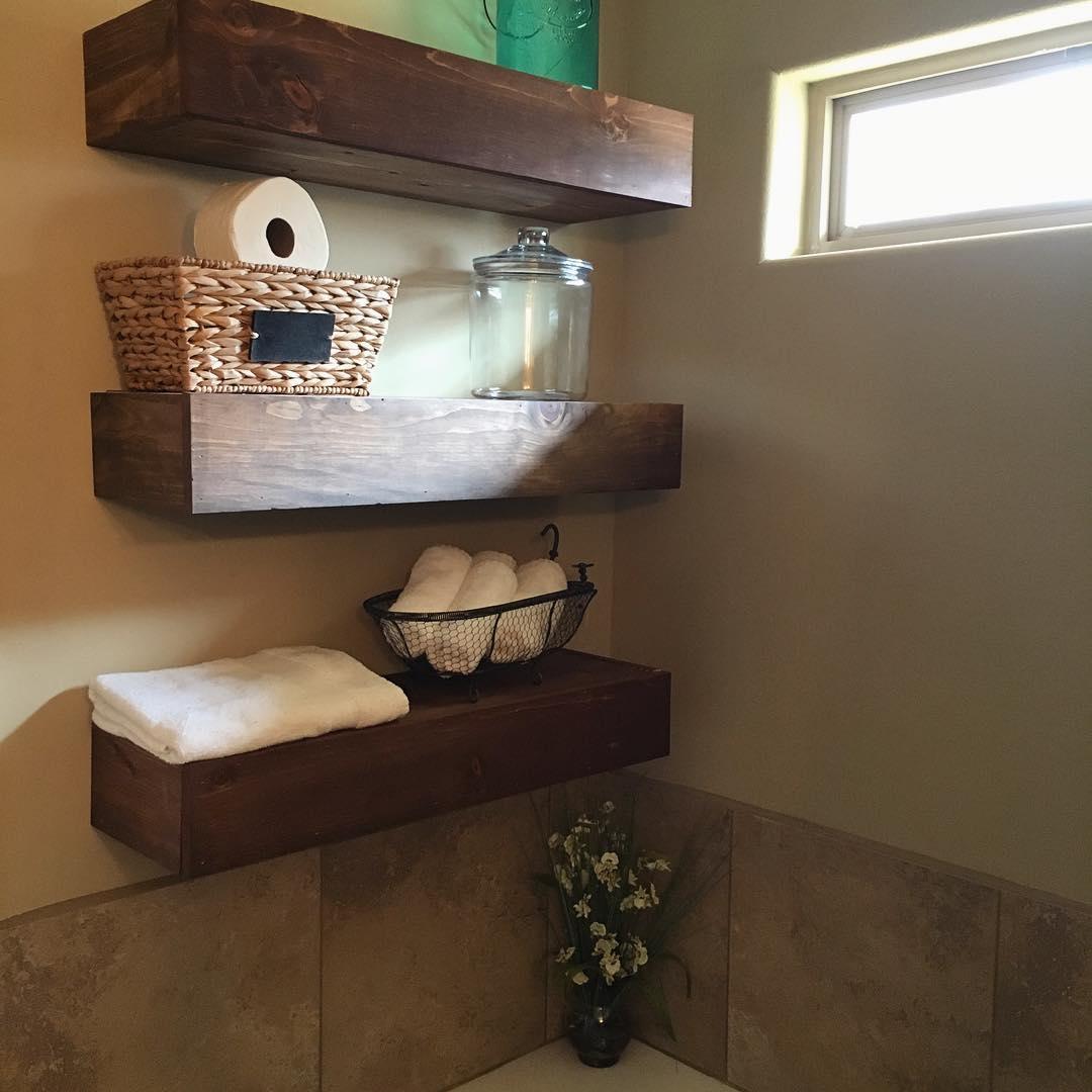 24 Bathroom Shelves Designs Bathroom Designs Design