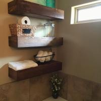 Bathroom Floating Shelves | www.imgkid.com - The Image Kid ...