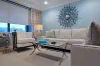 19+ Light blue Living Room Designs, Decorating Ideas ...